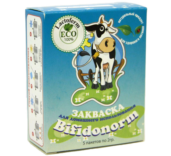 zakvaska-dlya-jogurta-bifidonorm-laktoferm-eko