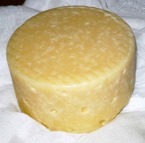 Домашний сыр из закваски мейто